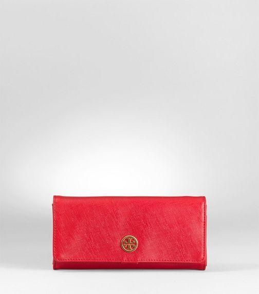 Tory Burch Robinson Envelope Wallet