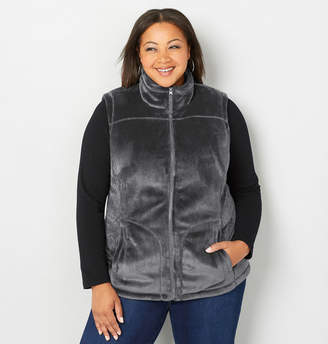 Avenue Fleece Cozy Vest