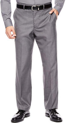 Jf J.Ferrar Men's JF Sharkskin Classic-Fit Suit Pants