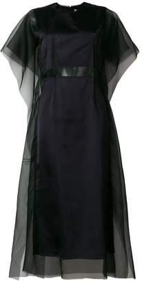 Maison Margiela flared tulle dress