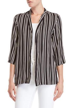Angie Stripe Soft Blazer