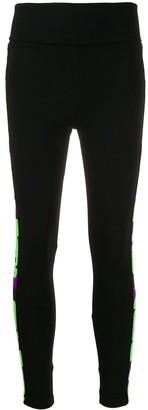 GCDS logo tape leggings