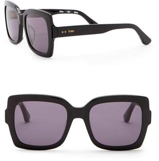 Toms 52mm Mackenzie Sunglasses