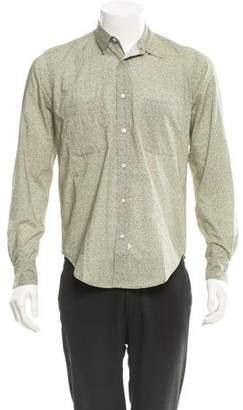 Sidian, Ersatz & Vanes Long Sleeve Button-Up Shirt