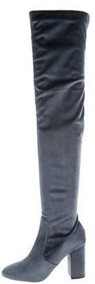 Aquazzura So Me Thigh-High Boots w/ Tags