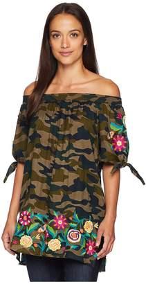 Double D Ranchwear Cosmic Top Women's Clothing