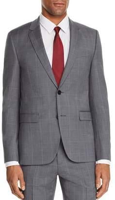HUGO Astian Glen Plaid Slim Fit Suit Coat - 100% Exclusive