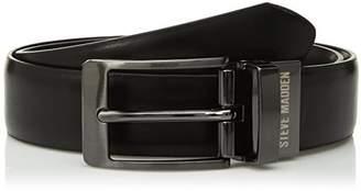 Steve Madden Big Boys' Reversible Belt for Kids