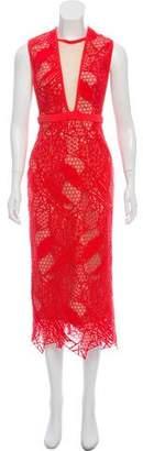 Manning Cartell Lace Midi Dress