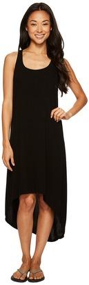 Hard Tail - Hi-Low Tank Dress Women's Dress $77 thestylecure.com