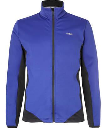 Colmar Monviso Fleece-Back Stretch-Jersey Mid-Layer Jacket