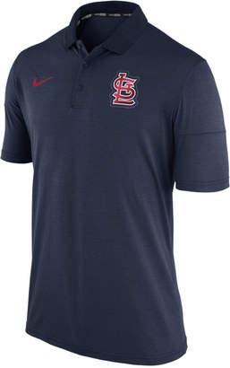 Nike Men's St. Louis Cardinals Dri-Fit Polo 1.7