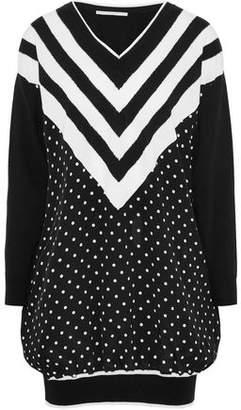 Stella McCartney Intarisa Wool Mini Dress