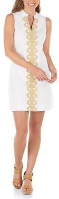 Mud Pie Mia Embroidered Dress $64 thestylecure.com