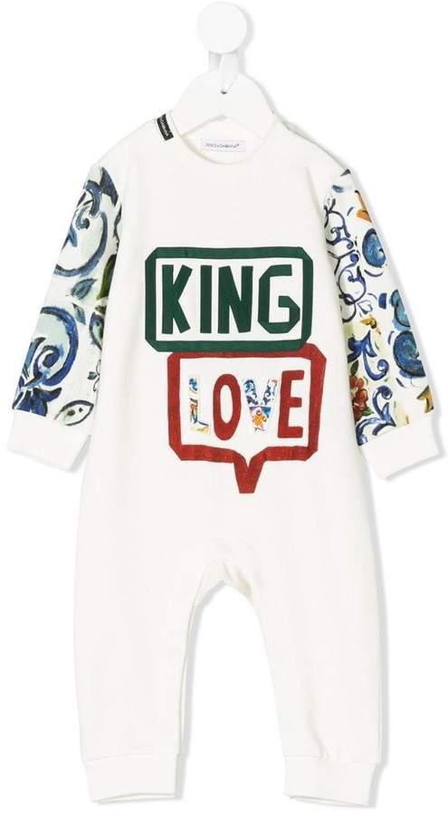 Dolce & Gabbana Kids King of Love body