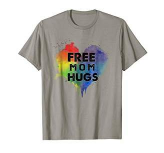 Free Mom Hugs Gay Pride T-shirt