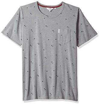 Ben Sherman Men's Conversational Print TEE