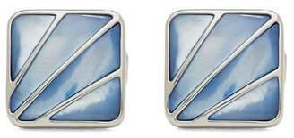 Simon Carter Art Deco Fan Mother Of Pearl Cufflinks