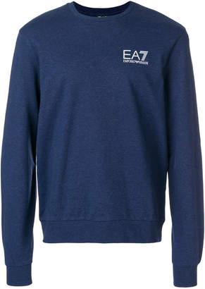 Emporio Armani Ea7 logo sweatshirt