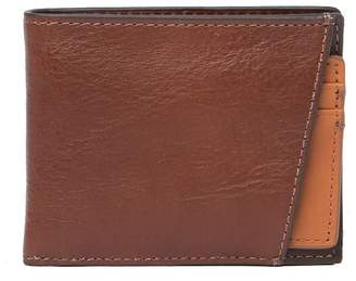 Fossil Randy 2-in-1 Leather Wallet & Card Case