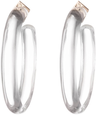 Alexis Bittar Large Hoop Earring