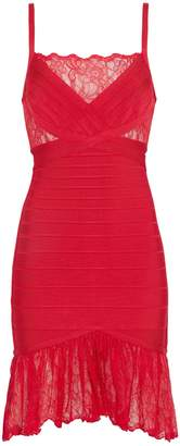 Herve Leger Short dresses - Item 34902613MK
