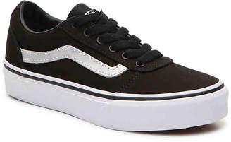 Vans Ward Toddler & Youth Sneaker - Girl's