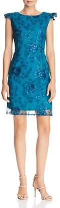 Nanette Lepore nanette Embellished Sheath Dress