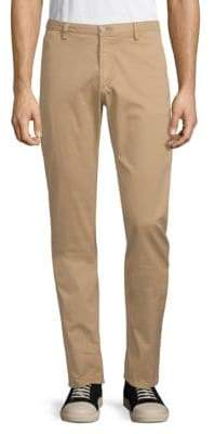 HUGO BOSS Stretch-Cotton Pants