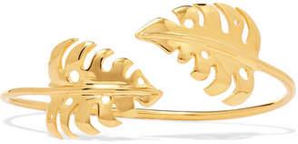 Aurelie Bidermann Grigri Gold-plated Cuff