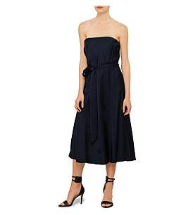Zimmermann Adorn Strapless Dress