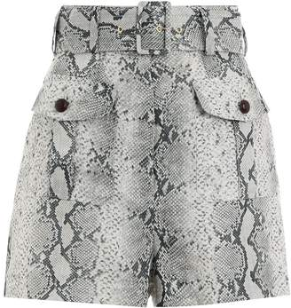 Zimmermann Corsage Safari Short