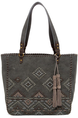 Steve Madden Bree Faux Leather Tote $95 thestylecure.com