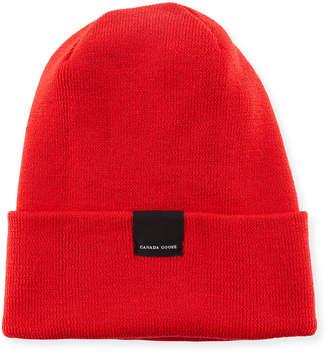 Canada Goose Ranger Toque Knit Beanie Hat