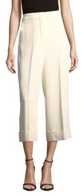 Max Mara Armonia Cropped Wide-Leg Pants