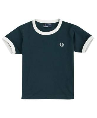 Fred Perry Kids Ringer Logo T-shirt