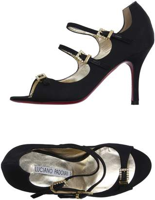 LUCIANO PADOVAN Sandals $283 thestylecure.com