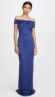 Black Halo Liliana Gown