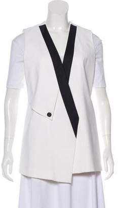 Robert Rodriguez Evening Snap-Button Vest