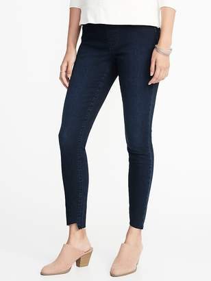 Old Navy Rockstar Step-Hem Jeggings for Women