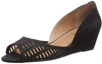 French Sole Women's Quark Wedge Pump