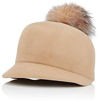 Lola Hats Women's Circa Pom Fur Hat