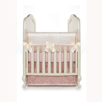 Glenna Jean Remember My Love Convertible Crib Rail Protector