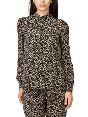 Michael Kors Graphic Leopard Shirt
