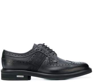Versace Greek Key brogues