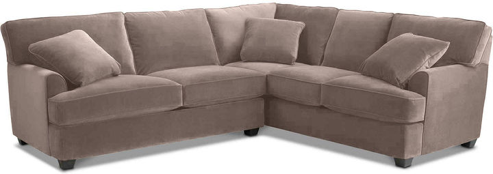 Danbury FURNITURE PRIVATE BRAND Upholstered 2-pc. Sectional