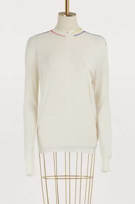 Celine Wool crewneck sweater