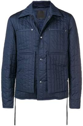 Craig Green quilted shirt jacket