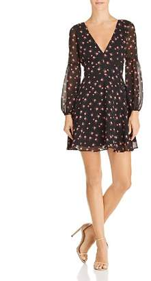 BB Dakota Love In The Afternoon Floral Print Dress