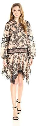 Just Cavalli Women's Chameleon Print Dress